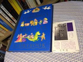 英文原版 Grandmas Magical Storybook  奶奶的魔法故事书 【存于溪木素年书店】