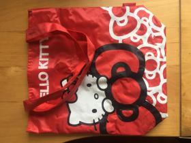 hellokitty帆布饭盒袋子便当包卡通小拎包男女学生儿童手提包 (企业定制)