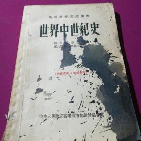 世界中世纪史(高等学校交流讲义>