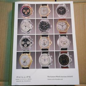 PHlLLlPS The Geneva Watch Auction:ElGHT 2018(看图)