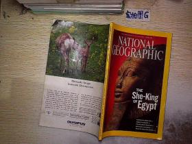 NATIONAL GEOGRAPHIC APRIL 2009.
