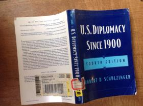 U. S. Diplomacy since 1900(fourth edition)