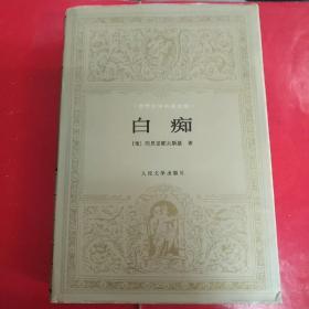 世界文学名著文库:白痴(布面精装本)