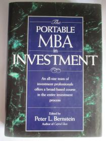 《THE PORTABLE MBA  in INVESTMENT》 便携式MBA投资