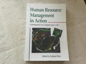 Human Resource Management in Action  Contemporary New Zealand Cases-Vol.1人力资源管理在行动当代新西兰案例-第一卷