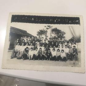 江西赣州沙河中学85届毕业留影