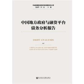 中国地方政府与融资平台债务分析报告