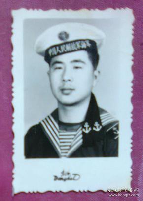 男性海军照片