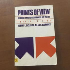 Points of View:readings in American Government and Politics (英文原版)