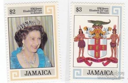 英女王访问牙买加2全