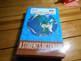 A STUDENTS DIC TIONARY & GAZETTEER, 14TH EDITION     学生词典和地名辞典,第14版