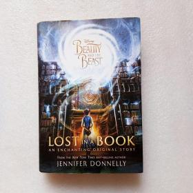 Beauty and the Beast: Lost in a Book(英文原版、精装)