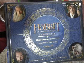 特价现货~The Hobbit: An Unexpected Journey Chronicles:Creatures & Characters