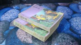 晚清民国小说研究丛书 绘芳录(上、下) 两本合售