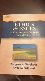 ethics issues in contempory nursing second edition当代护理伦理问题第二版