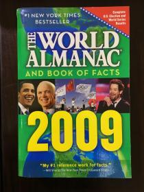 《the world almanac》and book of facts 2009