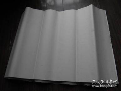 【安徽泾县双星牌,宣纸100张】尺寸:68.5×46厘米