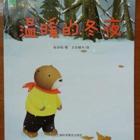 嗨 宝贝 哦 妈妈:温暖的冬夜     儿童彩绘本