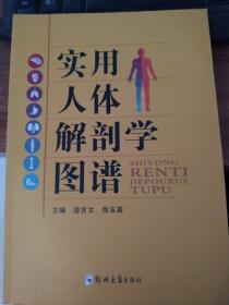 实用人体解剖学图谱