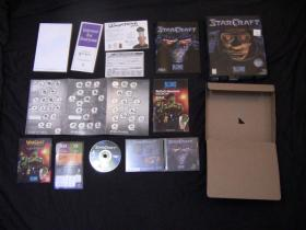 Starcraft 1.0 Big Collector's Box 星际争霸 收藏版