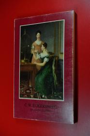 C.W.ECKERSBERG 欧洲古典油画拍卖图册