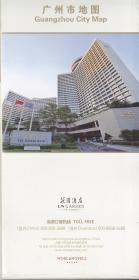 广州市地图、花园酒店简介