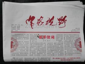 《作家视野》(月报,重庆市作协主办) 2018年1-12期(缺第11期)