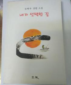 韩文图书(我选的路)