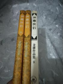 神雕侠侣 1、3、4 (3册合售)