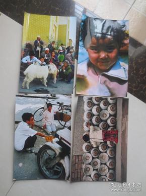 1999年左右 摄影家展览入选照片 60 张(38×25厘米)