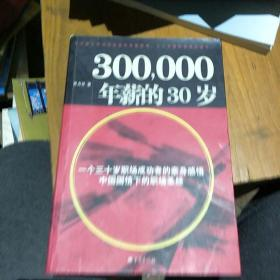 30万年薪的30岁