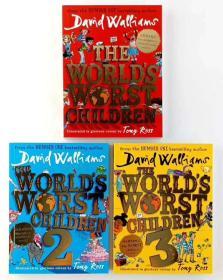 骞宠 darid walliams the worlds worst children 1 2 3 澶у崼濞佸粔褰╃粯鐗堥噸纾呮潵琚紒灞¤幏鑻卞浗鍥藉涔﹀嵎濂� 3鍐�