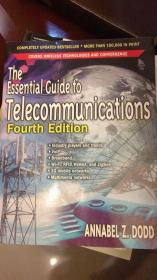 the essential cuide to telecommunications fourth edition电信基本指南第四版
