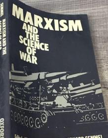 【牛津英文原版】《马克思主义与军事科学》Marxism and the Science of War