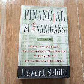 Financial Shenanigans:How to Detect Accounting Gimmicks & Fraud in Financial Reports, Second Edition