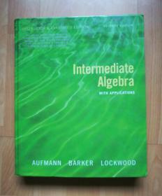 Intermediate Algebra with Applications, 7th Edition