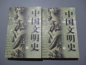 中国文明史(上下册)