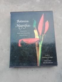 Botanica Magnifica 8开精装有盒套