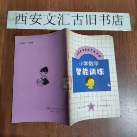 《小学数学智能训练  》 第六册