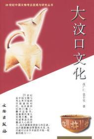 正版二手大汶口文化/20世纪中国文物考古发现与研究丛书值得收藏