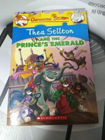 Thea Stilton #12: Thea Stilton And The PrinceS Emerald 老鼠记者之西娅 12:西娅与王子的绿宝石