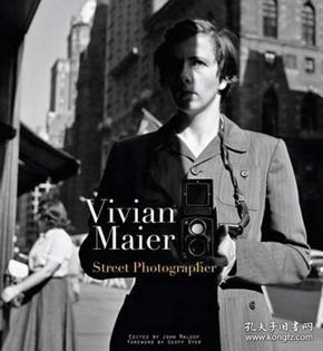 Vivian maier薇薇安迈尔街拍摄影street photographer