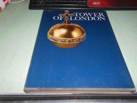 TOWER OF LONDON(1971年 精装16开,大量精美图片)