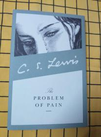 THE PROBLEM OF PAIN(英文原版,痛苦的奥秘。书口毛边)
