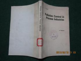 英文原版:Pollution Control in Process Lndustries(加工工业的污染控制)