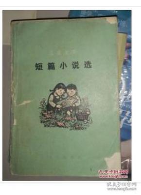 馆藏旧书 儿童文学短篇小说选/北京出版社(解放以来)