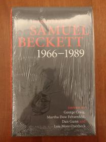 The Letters of Samuel Beckett: Volume 4, 1966–1989 (精装)