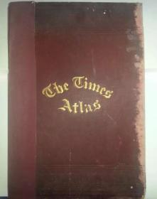 泰晤士世界地图集 times atlas