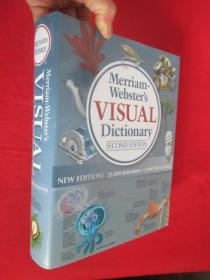 Merriam-Websters Visual Dictionary    (16开,硬精装)   详见图