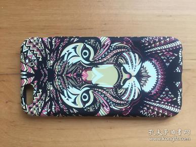 iPhone 6 手机壳 橡胶材质 (LUXO 大花猫)